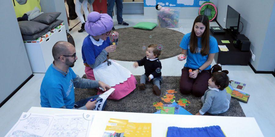 A importância da aprendizagem de uma língua estrangeira na infância