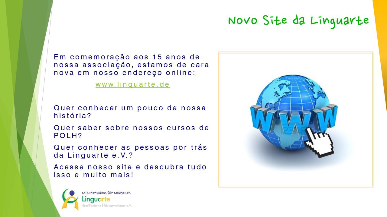 Site da Linguarte